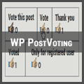 wp post voting output
