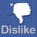 facebook Dislike বাটন