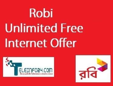 robi-unlimited-free-internet-offer