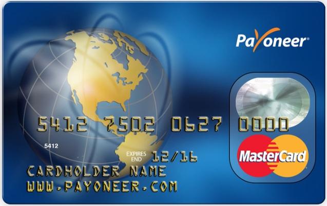 Payoneer Local Bank Transfer